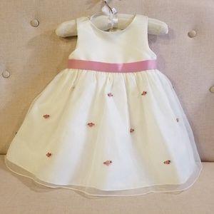 Cinderella rose buds dress